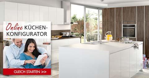 Unser neuer küchenkonfigurator